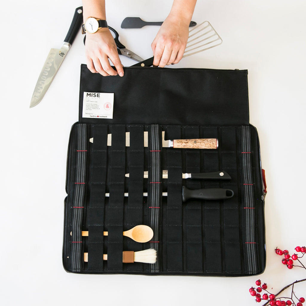 MISE Knife Bag Knife Roll