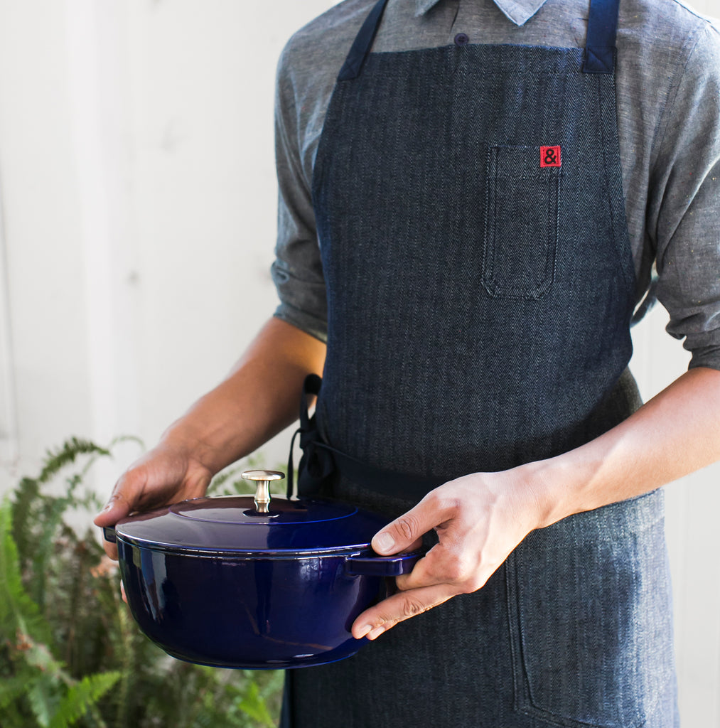 Staub x Food52 Cast Iron French Oven