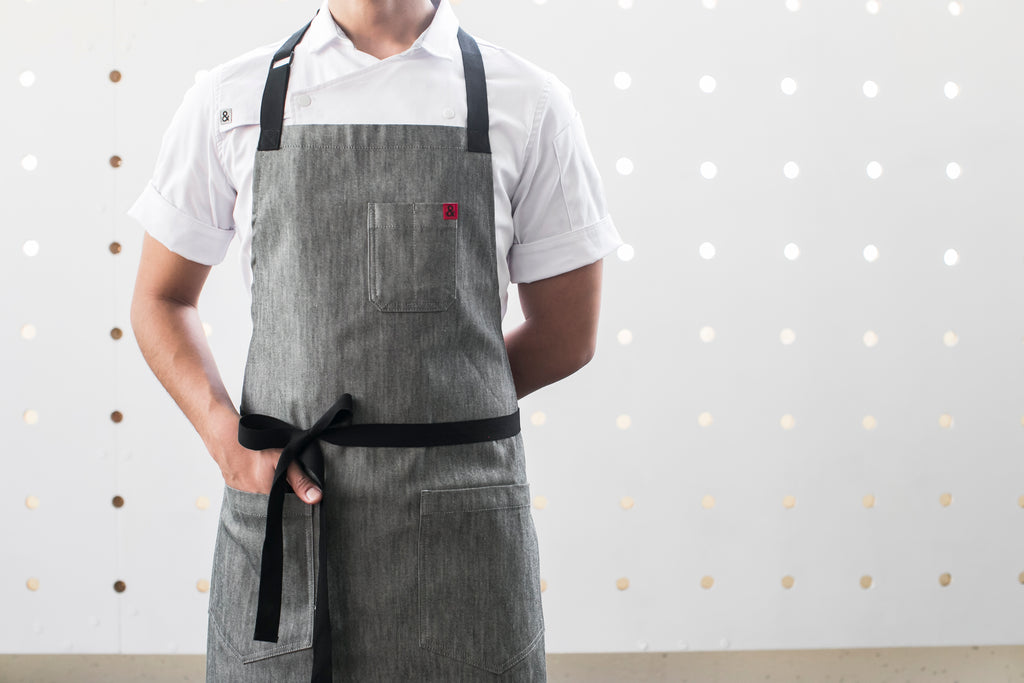 Pho 2.0 handcrafted workwear aprons chef line cook apron