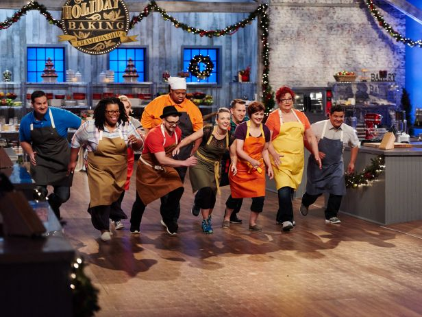 Hedley & Bennett Outfits Food Network Baking Challenge