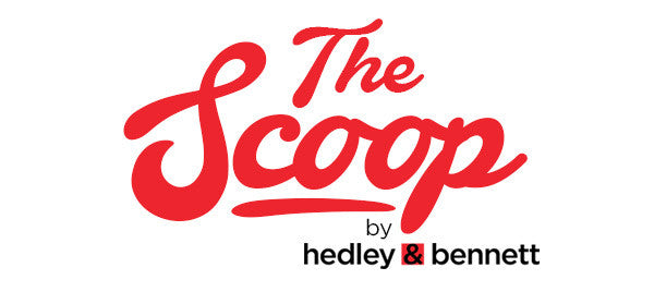 the scoop hedley & bennett work wear apron company