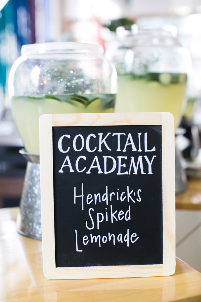 Cocktail Academy #hedleybturns4