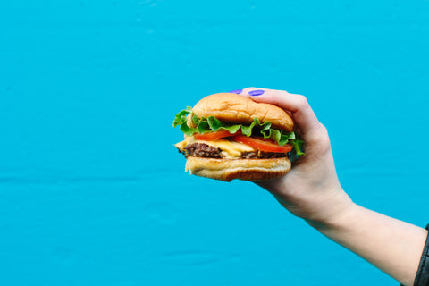 Shake Shack Burger at Hedley & Bennett Factory
