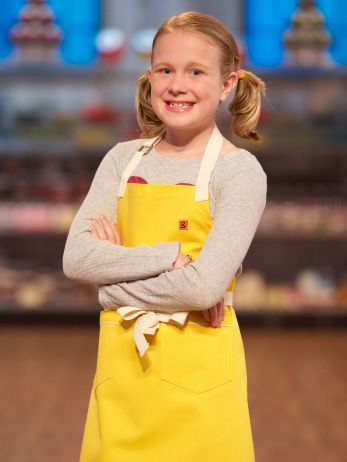 Food Network X Hedley & Bennett Canary Apron