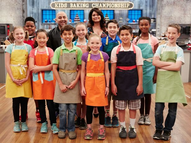 Food Network Kids Baking Championship is Back with Hedley ...