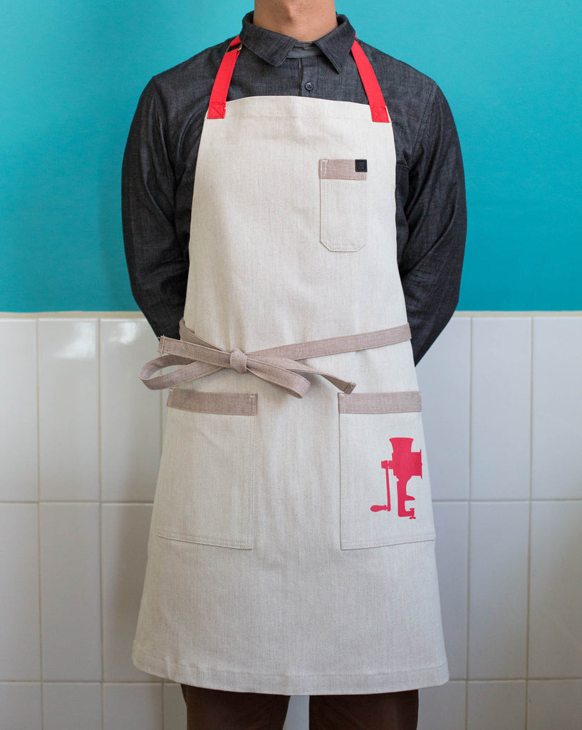 The Meatball Shop Collab Apron