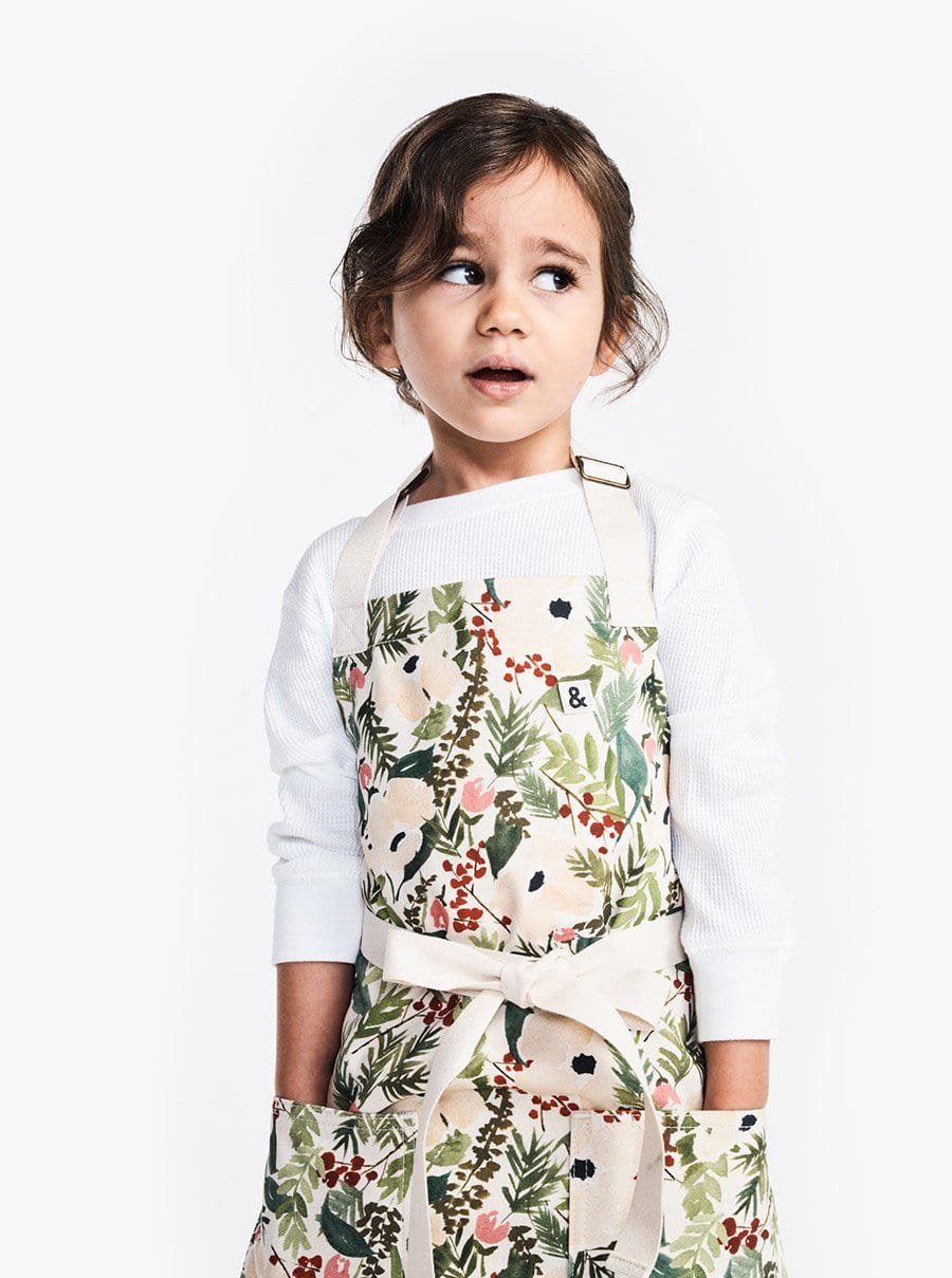 The Holiday Kids Collection - Winter Garden