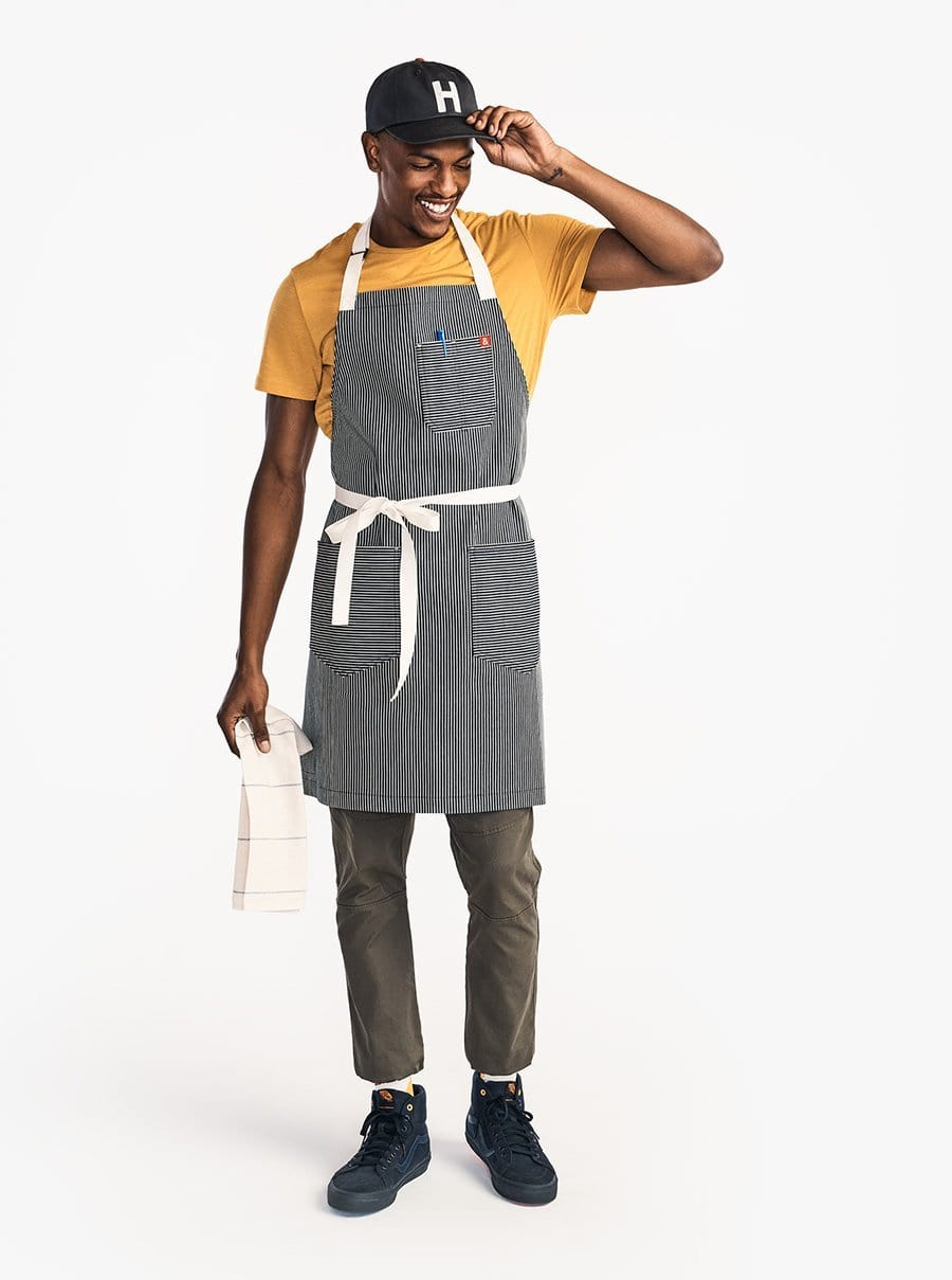 The Essential Apron - Hickory