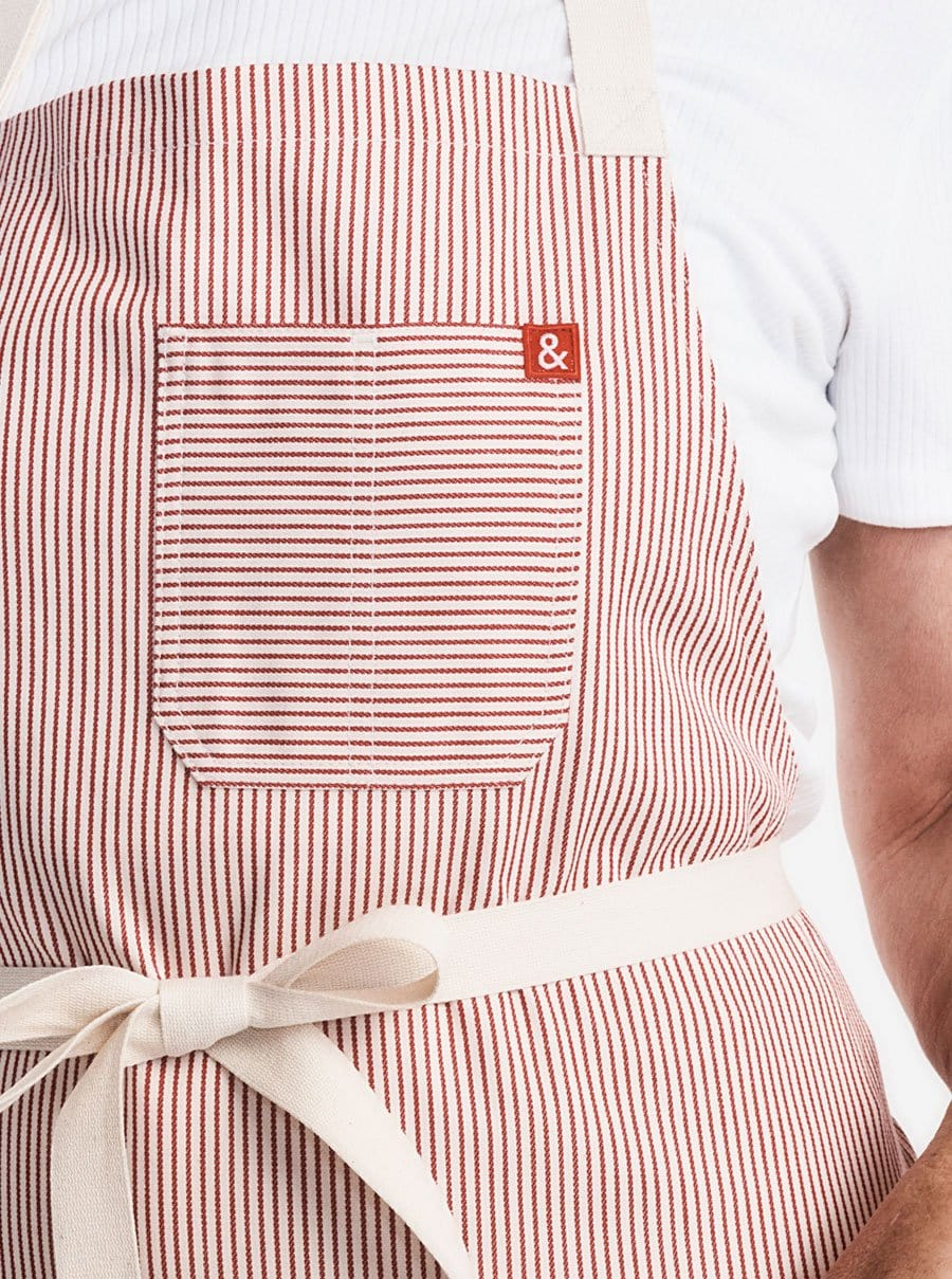 The Essential Apron - Strawberry Shortcake