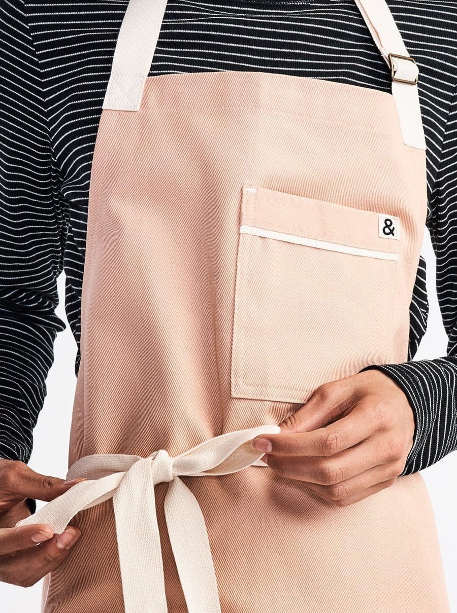 The Carryall Apron - Rose