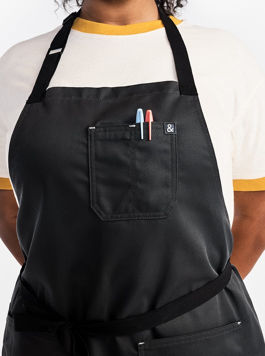 The Essential Apron - Char