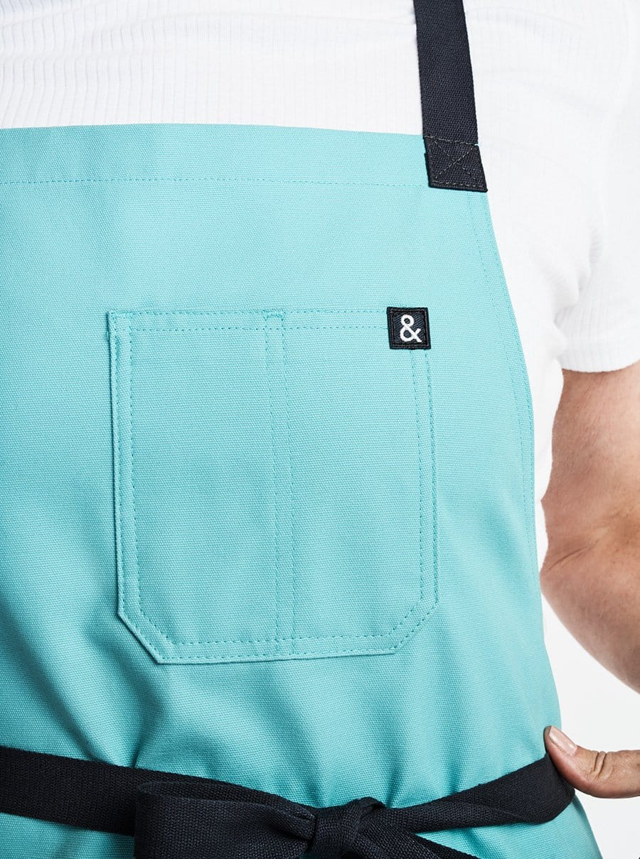 The Essential Apron - Mint