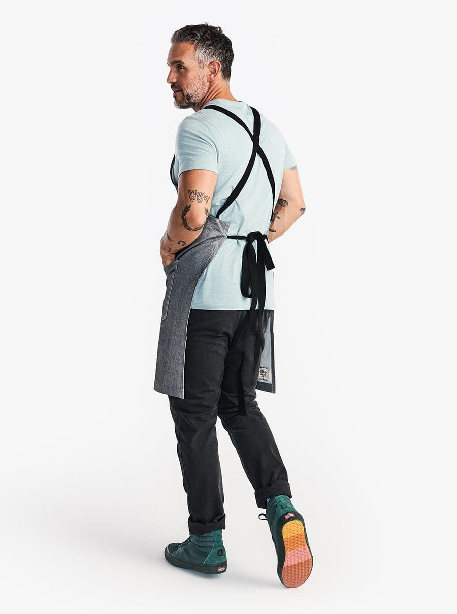 The All Day Crossback Apron - Pho