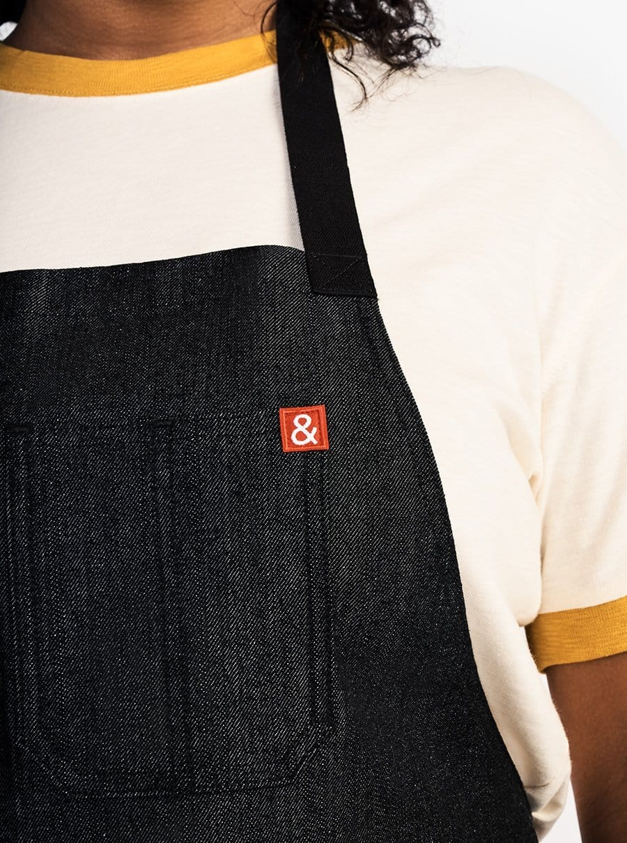 The Essential Apron - Abalone