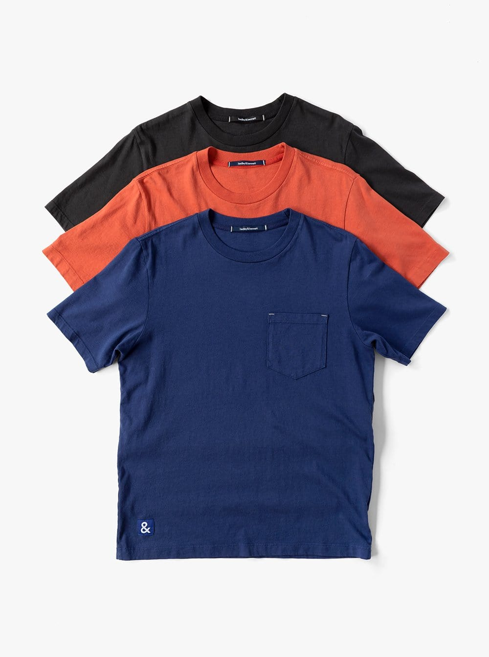 The Work Tee - 3 Pack