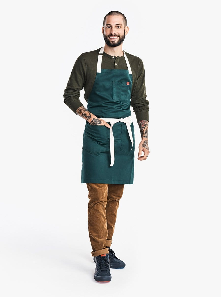 The Essential Apron - Forest