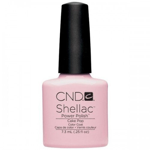 CND Creative Nail Design Shellac - Cake Pop - Universal Nail Supplies
