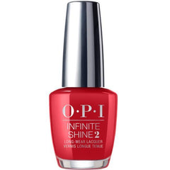 OPI Infinite Shine - Color So Hot It Berns ISL Z13