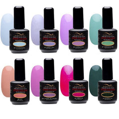 Bio Seaweed Vintage Garden Collection - 3Step Colour Gel Polish set of 8