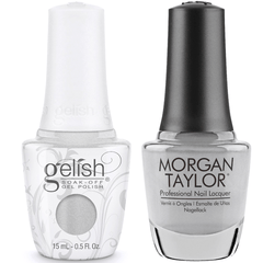 Harmony Gelish Dreaming Of Gleaming #111028 + Morgan Taylor #3110278