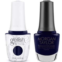 Harmony Gelish Baby It's Bold Outside #1110274 + Morgan Taylor #3110274