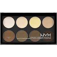 NYX Highlight & Contour Pro Palette - Universal Nail Supplies