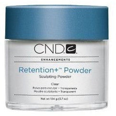 CND Retention + Sculpting Powder Clear Transparent 0.8 oz