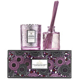 Voluspa Scalloped Edge Candle & Diffuser Gift Set - Universal Nail Supplies
