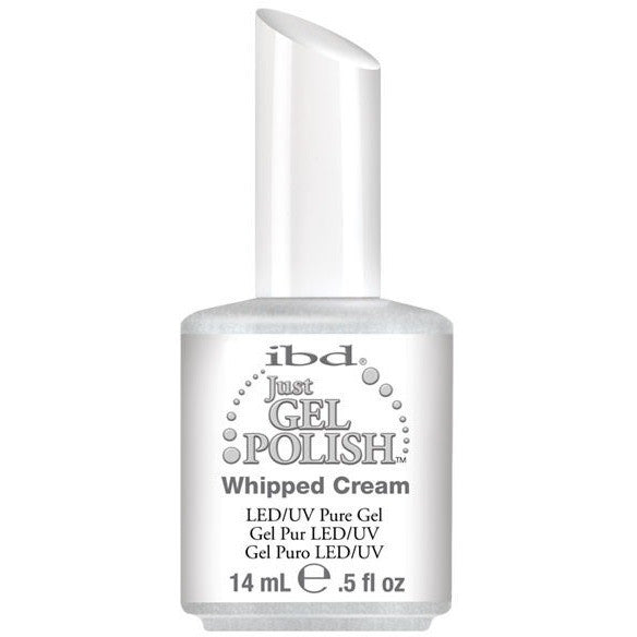 IBD Just Gel - Whipped Cream #56510 - Universal Nail Supplies