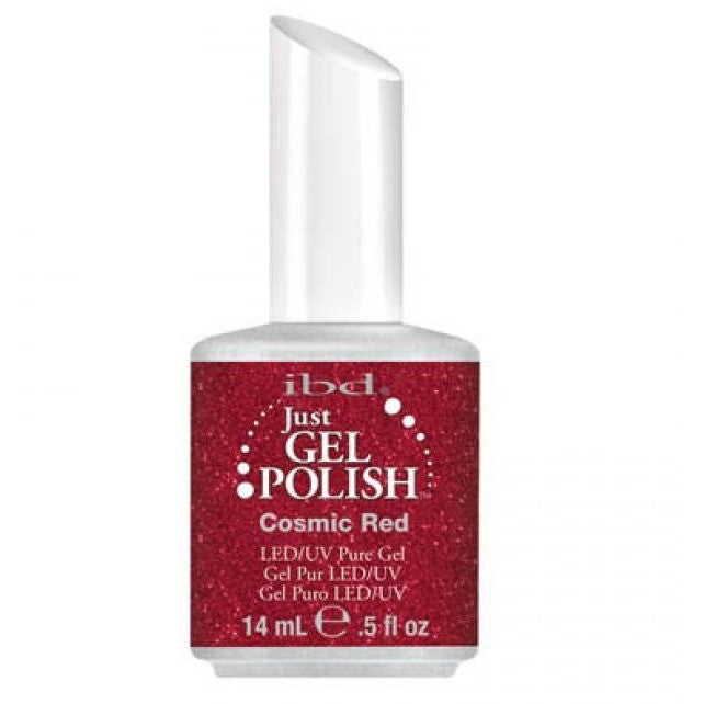 IBD Just Gel - Cosmic Red #56519 - Universal Nail Supplies