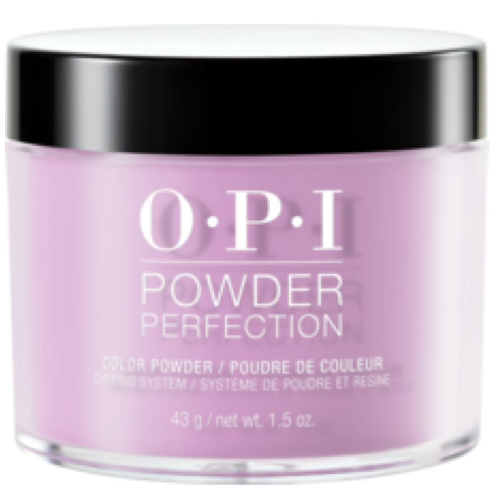 OPI Powder Perfection Purple Palazzo Pants #DPV34 - Universal Nail Supplies