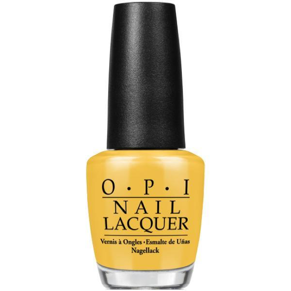OPI Nail Lacquers - Never A Dulles Moment #W56