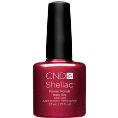 CND Creative Nail Design Shellac - Ruby Ritz