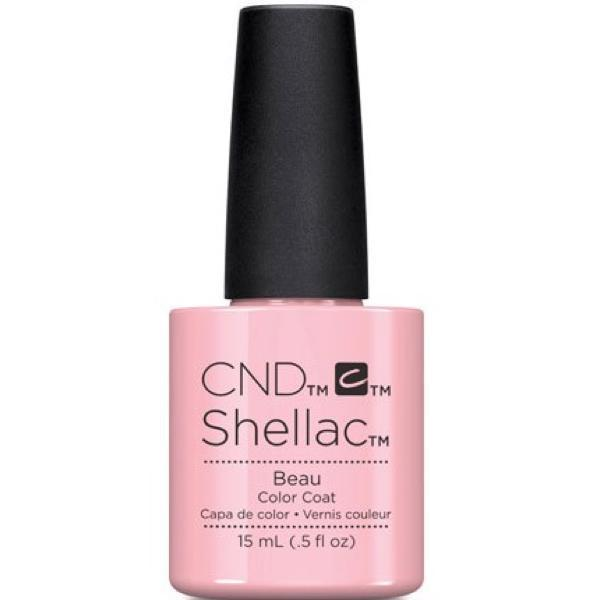 CND Shellac Limited Edition 0.5 oz - Beau - Universal Nail Supplies