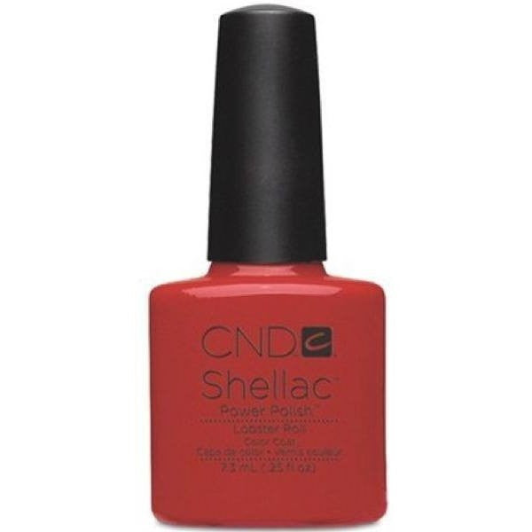 CND Creative Nail Design Shellac - Lobster Roll - Universal Nail Supplies