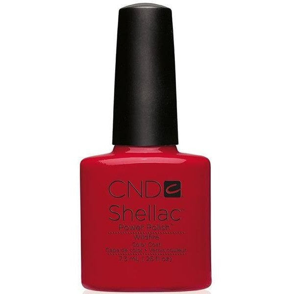 CND Creative Nail Design Shellac - Wildfire - Universal Nail Supplies