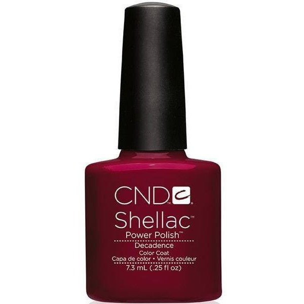 CND Creative Nail Design Shellac - Decadence - Universal Nail Supplies