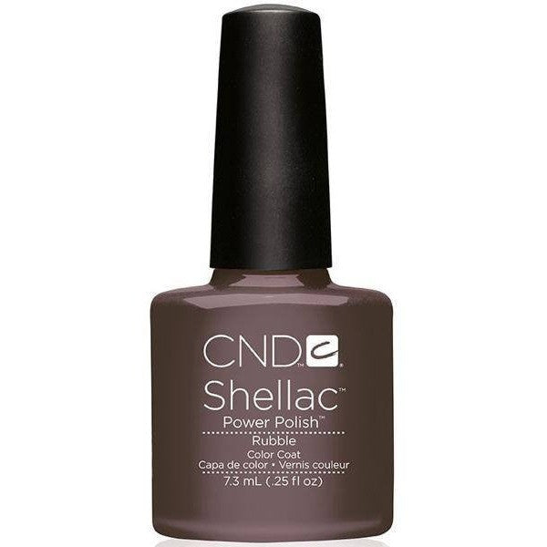 CND Creative Nail Design Shellac - Rubble Color - Universal Nail Supplies
