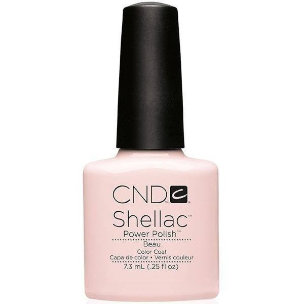 CND Creative Nail Design Shellac - Beau  - Universal Nail Supplies