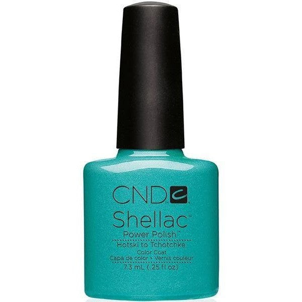 CND Creative Nail Design Shellac - Hotski To Tchotchke - Universal Nail Supplies