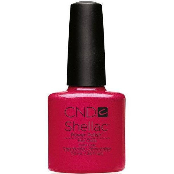 CND Creative Nail Design Shellac - Hot Chilis - Universal Nail Supplies