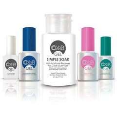 Color Club Gel Treatment Bundle