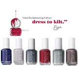 Essie Lacquer Dress To Kilt Collection - Universal Nail Supplies