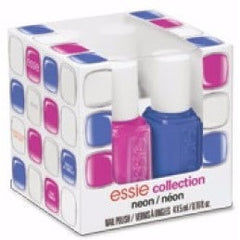 Essie Lacquer Neon Mini Collection