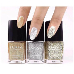 Laura G Nail Polish - Glitz & Glam Collection