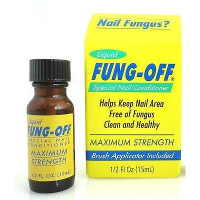 FUNG OFF - Toes Nails Fungus Treatment - Universal Nail Supplies