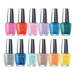 OPI Infinite Shine Spring 2017 Fiji Collection Set Of 12