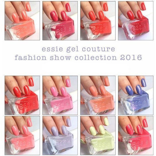 Essie Gel Couture - Fashion Show Collection - Universal Nail Supplies