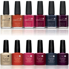 CND Creative Nail Design Shellac + Vinylux - Modern Folklore Collection Set Of 12