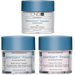CND Retention + Sculpting Powder Set Of 3